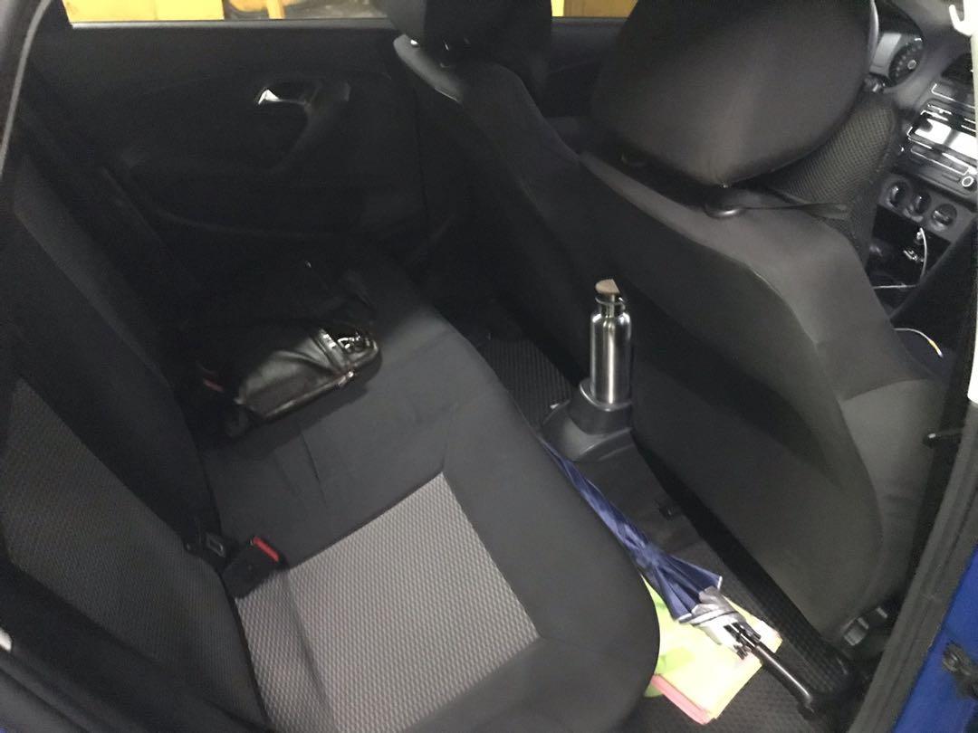 自售~福斯polo可換車