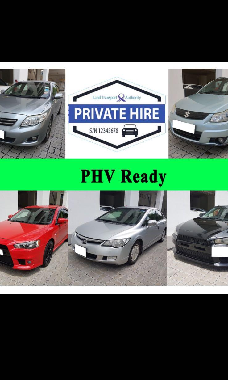 Private Hire Vehicle