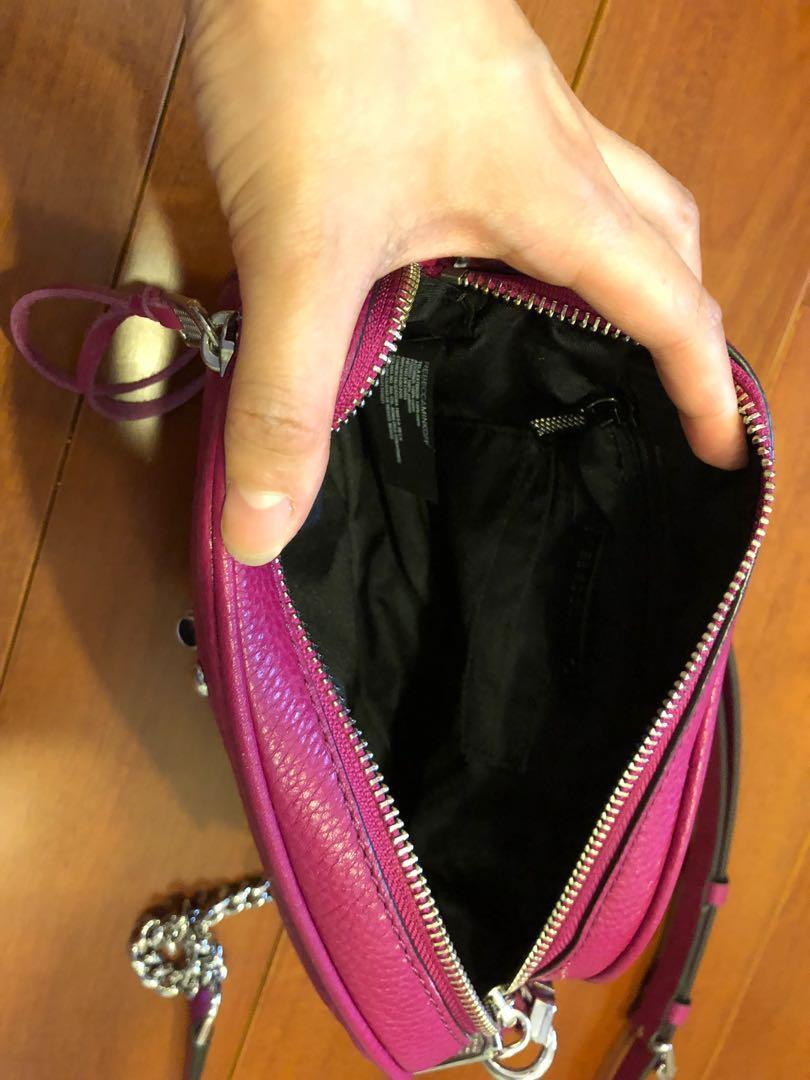 Rebecca minkoff 相機包 斜背包 兩用包 小包