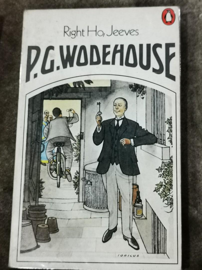 Right Ho, Jeeves by PG Woodhouse #1010
