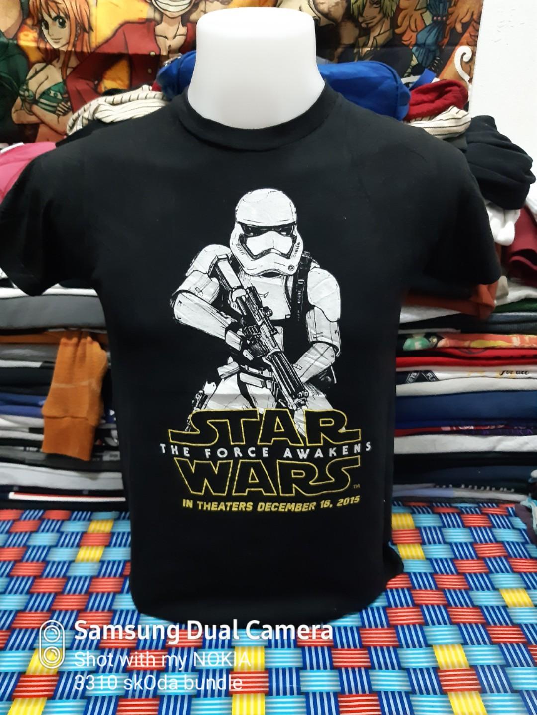Starwars force awaken