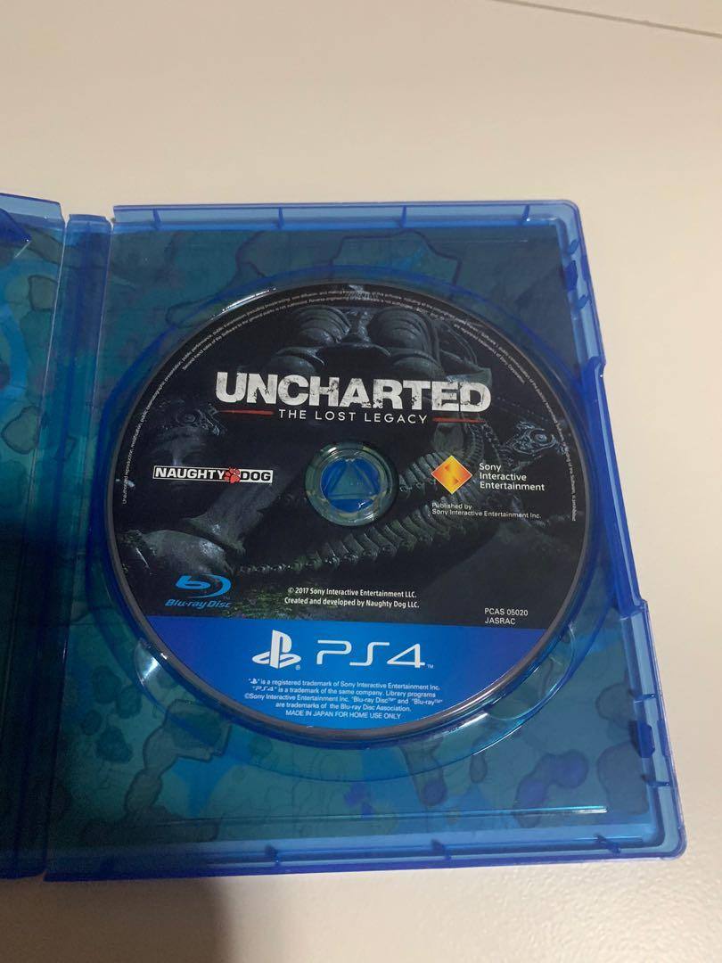 Unchartered :Lost Legacy