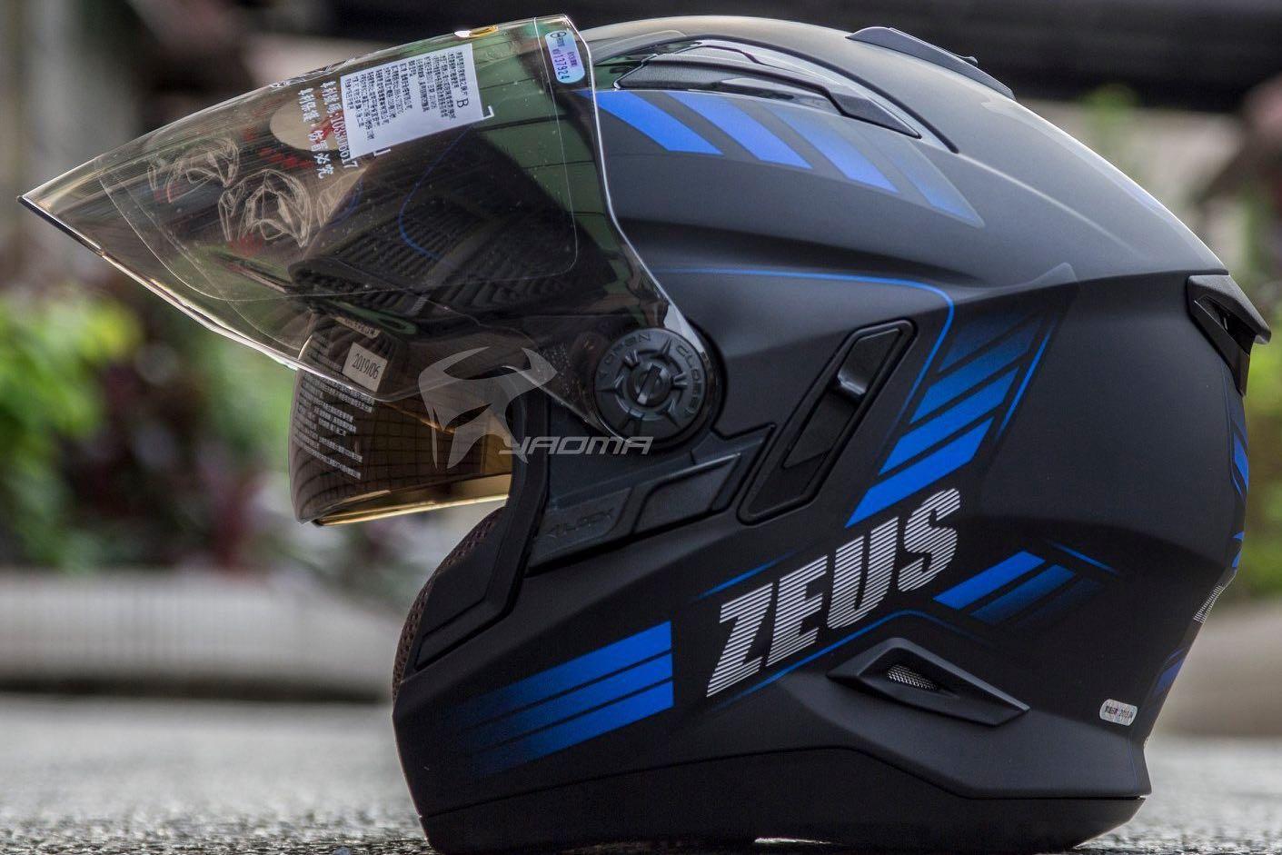 新品特價Zeus ZS-613B 新配色