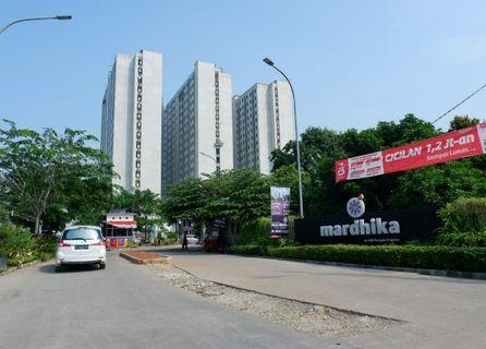 Over KPA hanya 95jt. Apartment Mardhika Park Tambun
