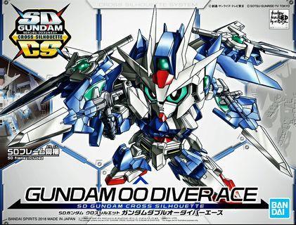 SDCS Gundam OO Diver Ace