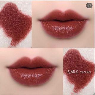 NARS 唇膏