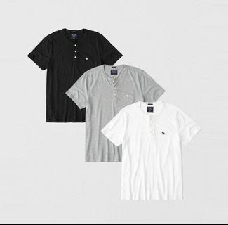 麋鹿 AF A&F 經典樣式短袖T恤