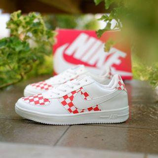 Nike air force one Catur sz 36-40 lokal
