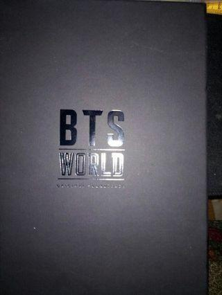 [WTS][INCL POSTAGE] BTS WORLD OST.  ALBUM