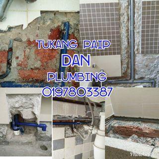 Tukang paip renovation dan plumbing 0197803387
