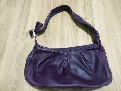 FABRIZIO POKER ( MADE IN ITALY ) FULL GENUINE LEATHER HAND BAG