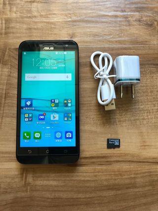 [售] ASUS ZenFone 2 Laser ZE500KL 8GB智慧型手機 [價格]1800 [物品狀況]2手     [交易方式]面交自取 7-11或全家取貨付款 [交易地點]台南市東區     [備註]無盒裝/旅充/記憶卡4GB [匯款帳號]合作金庫[006]1232-872-051459
