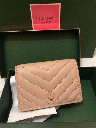 Kate Spade Card Holder & Money wallet