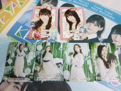 AKB48 postcard + HKT48 photopack
