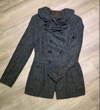 Louis Vuitton 極美羊毛大衣外套