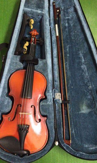 Violin ProString 1/8 #letgo50