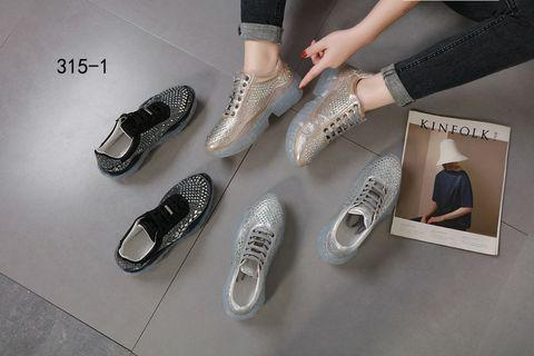 Real picture Tmk@_*Hot Item*_  _*Jimmy Choo Sneaker Chrystal Shimmer Suede Low Top Trainers With Chrystal #315-1*_ HG 😍 *BLACK, SILVER, GOLD*_ *IDR 390.000*_😍👌