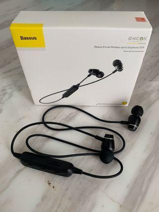 Baseus wireless sport earphone S09