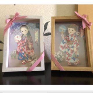 Frame Foto Jepang (set of 2)