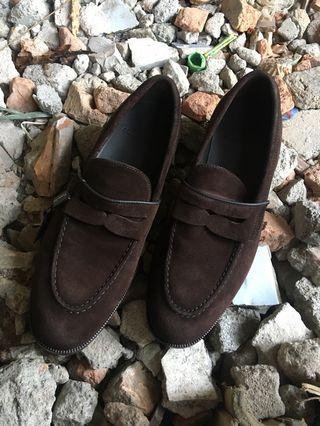 Loafers HighClass Massimo Dutti Suede