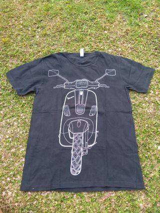 Vespa Type S T-Shirt