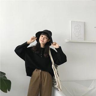 \全新/黑色針織毛衣