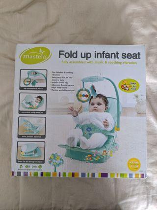Mastela Fold Up Infant Seat TOSCA BARU