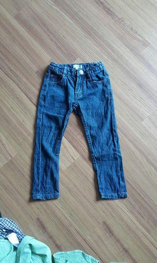 Blue jeans boys #1010