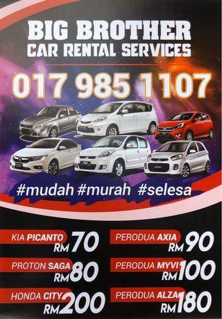Kota Bharu Car Rental