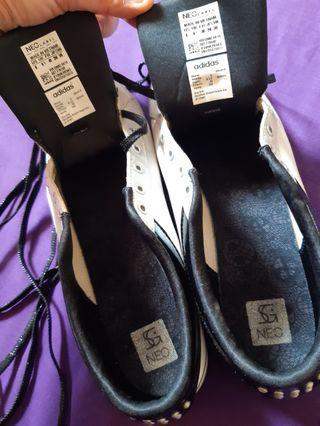 #1010flazz adidas neo by selena gomez ori glossy grey