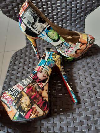 #1010flazz heels cantik