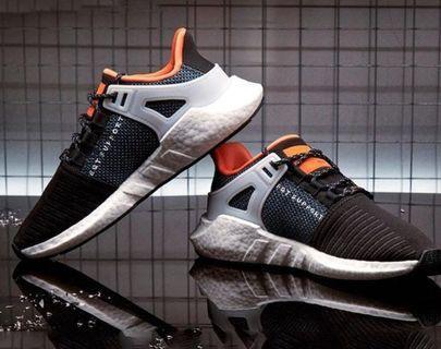 Adidas EQT 93/17 全新!