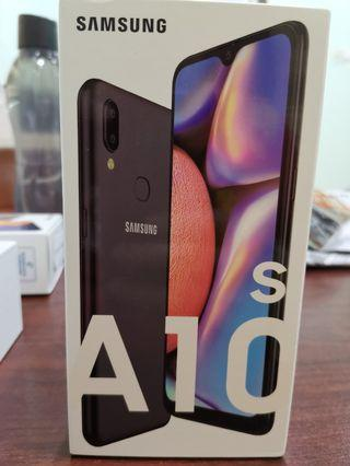 Samsung Galaxy A10s 2019 (black)