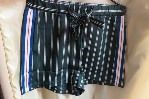Pomelo short pants green black