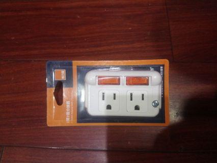 (kuo訂)分接器/驗電器/廚房剪/星起子組/傳輸線/3變2