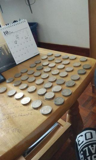Coins Worth Rm 50 In 50 Cents