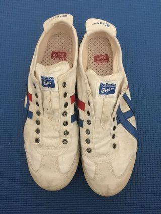 Tiger 布鞋