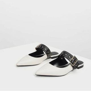 Mules Belt Charles and Keith