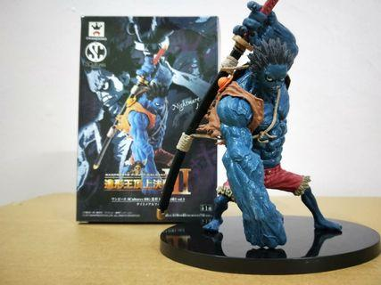 One piece Luffy nightmare action figure