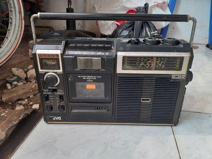 Jual radio jadul JVC