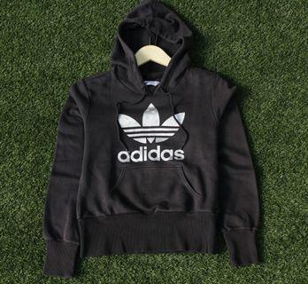 Hoodie Adidas Trefoil Women