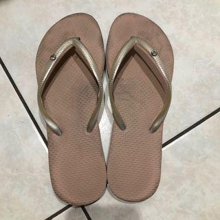 NET 粉色夾腳拖鞋 適合39-40