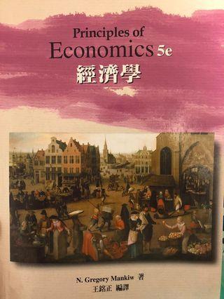 經濟會計學