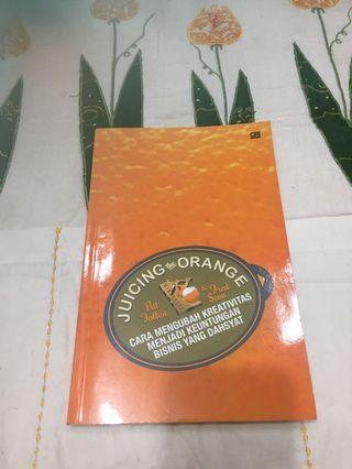 Buku Brand, Juicing the Orange