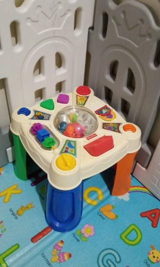 Fisher Price Table Activity Center
