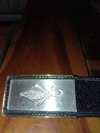 Stingray Leather Belt(Kulit Pari)