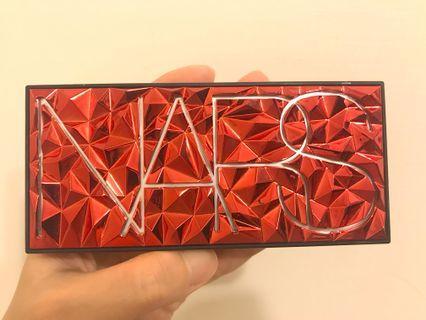 NARS 2018聖誕限量 搖滾皇后3色頰彩盤