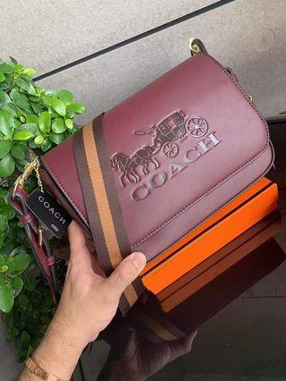 Coach / Wine Colours Only / Super A Grade