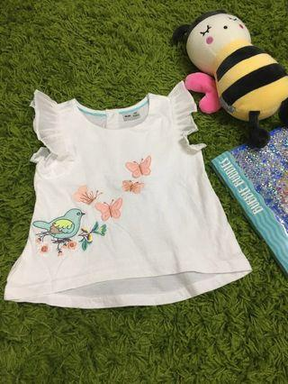 New F&F Baby Top