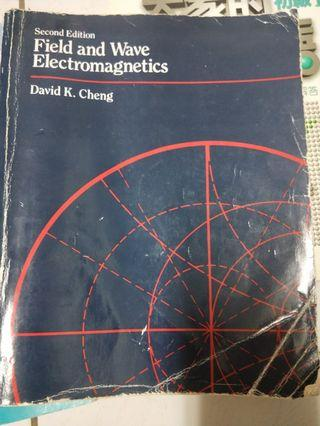 Field and Wave Electromagnetics》 0201528207